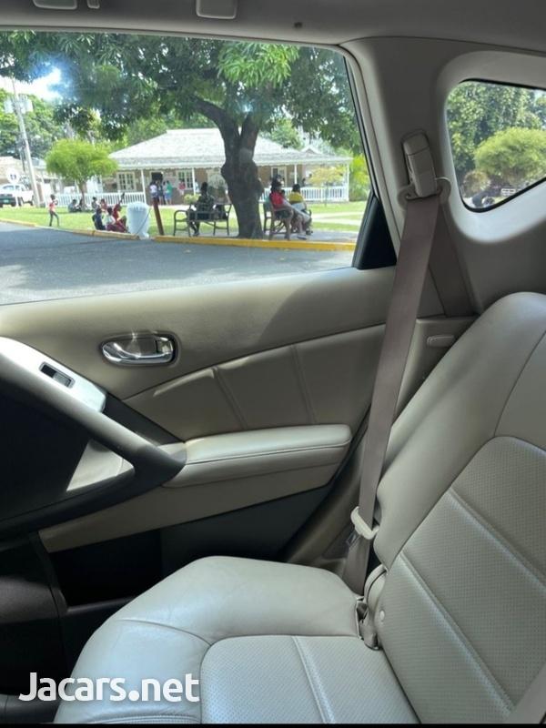 Nissan Murano 2,4L 2013-8