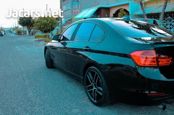 BMW 3-Series 1,4L 2014-5