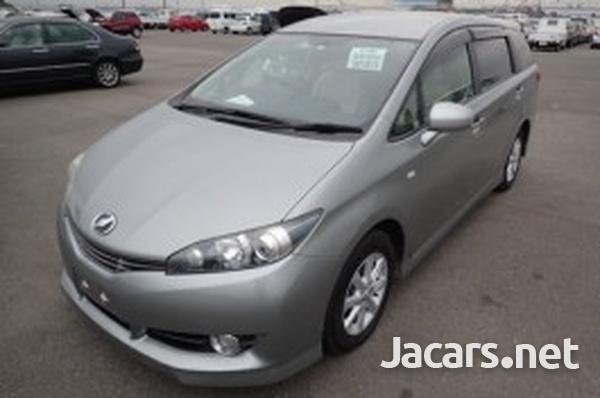 Toyota Wish 0,8L 2010-1