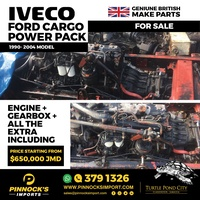 IVECO FORD CARGO POWER PACK 1990 - 2004 MODEL