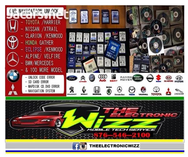 Vehicle Radio Reprogramming and Assessories.-3