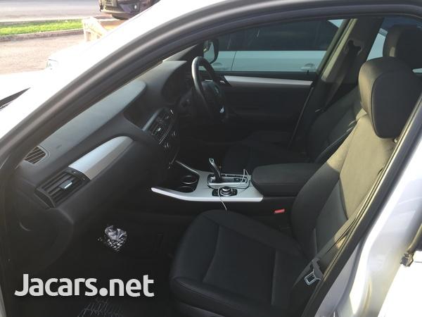 BMW X3 2,0L 2013-4