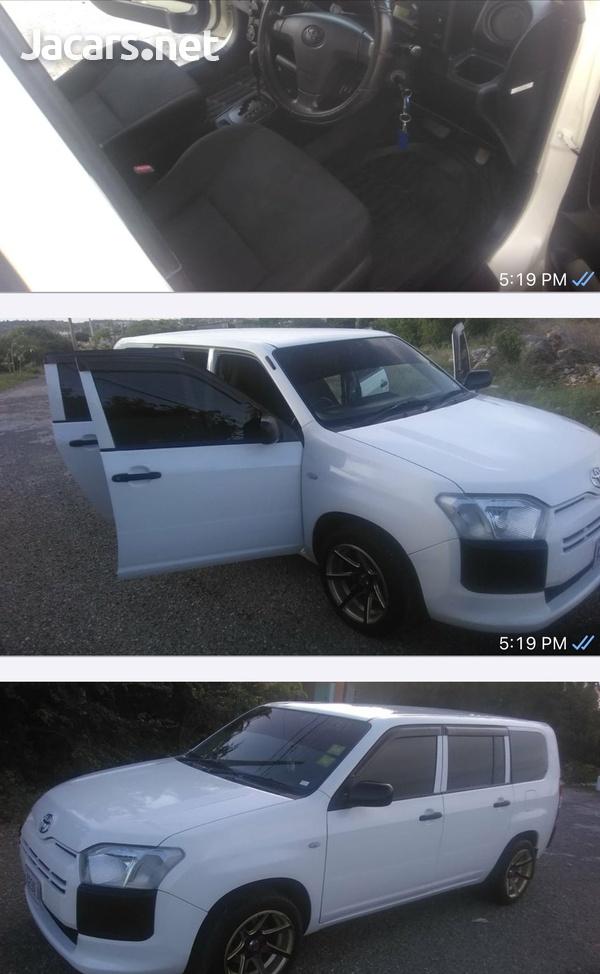 Toyota Probox 1,5L 2014-3