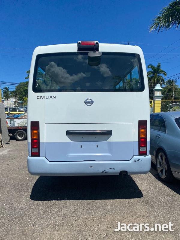 Nissan Civilian Bus 2006-5