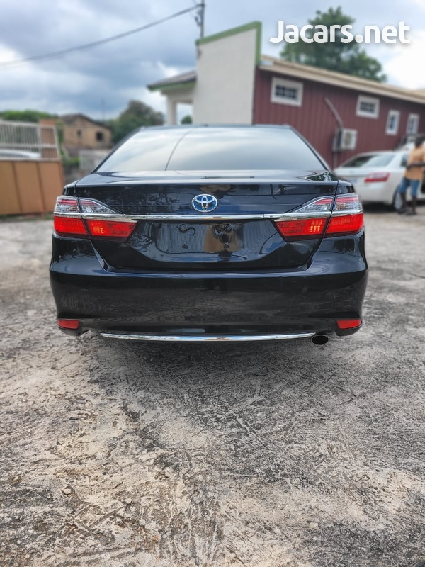 Toyota Camry 2,0L 2016-4