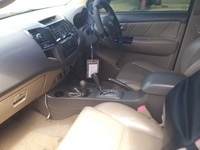 Toyota Fortuner 2,7L 2013