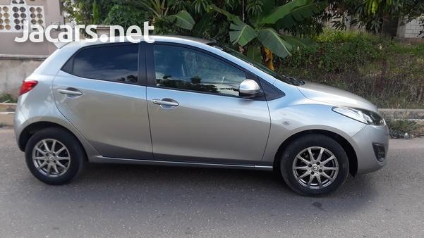 Mazda Demio 1,4L 2014-7