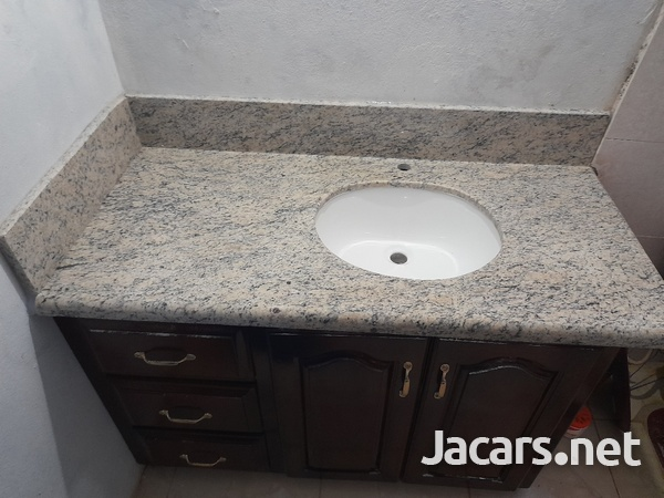 Installation of counter tops-5