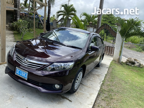 Toyota Allion 1,5L 2016-2
