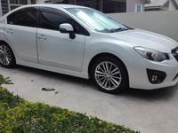 Subaru Impreza 2,0L 2013