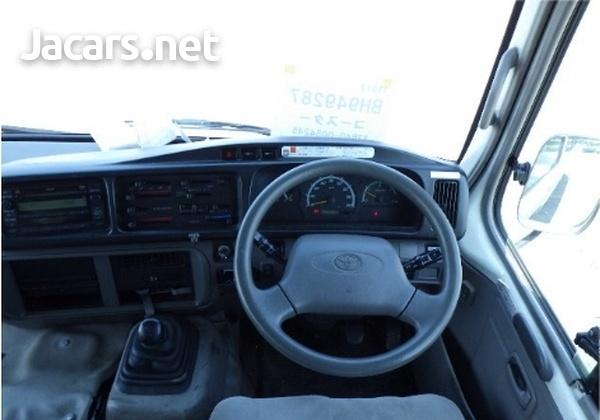 2013 Toyota Coaster Bus-11