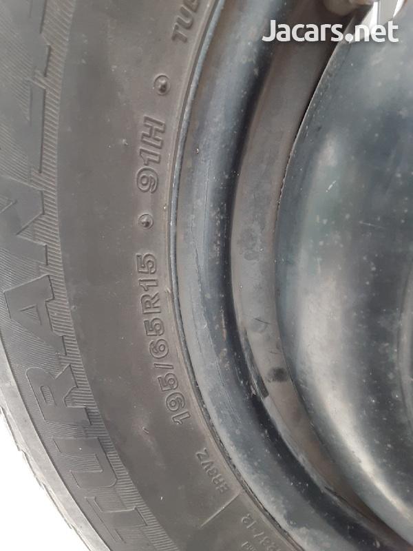 Spare Rim and Tyre - 5 Lug-4