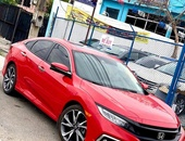 Honda Civic 1,7L 2019