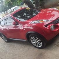 Nissan Juke 1,6L 2014
