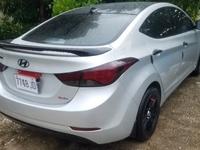 Hyundai Elantra 1,8L 2015