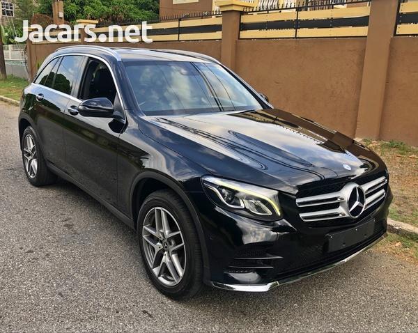 Mercedes-Benz GLC-Class 2,0L 2017-2