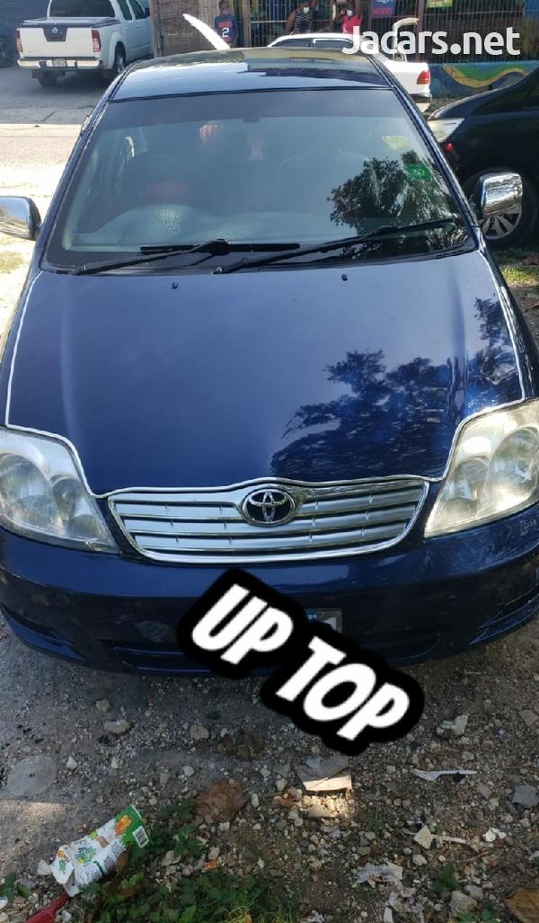 Toyota Corolla 2,0L 2003-1