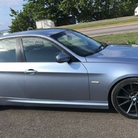 BMW 3-Series 1,8L 2011