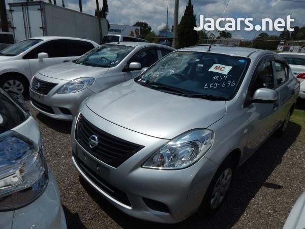 Nissan Latio 1,3L 2014-2