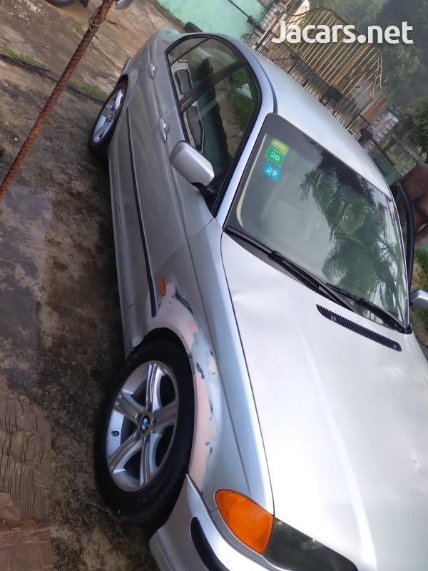 BMW 3-Series 1,8L 2002-2