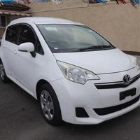 Toyota Ractis 1,5L 2013