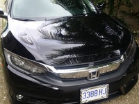 Honda Civic 2,5L 2016
