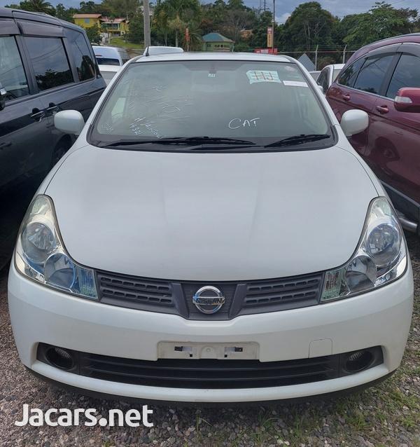 Nissan Wingroad 1,5L 2013-1