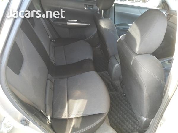 Subaru Impreza 2,5L 2008-9