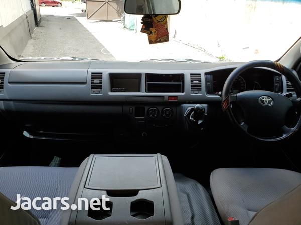 Toyota Hiace 2,9L 2010-15