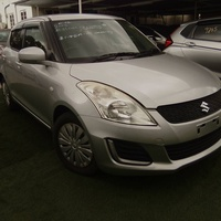 Suzuki Swift 1,5L 2015