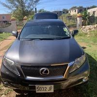 Lexus RX 3,5L 2010