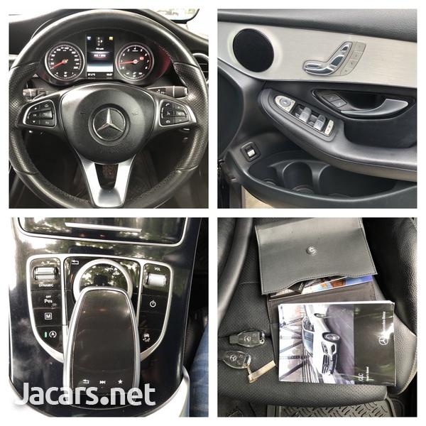 Mercedes-Benz GLC-Class 2,0L 2017-7