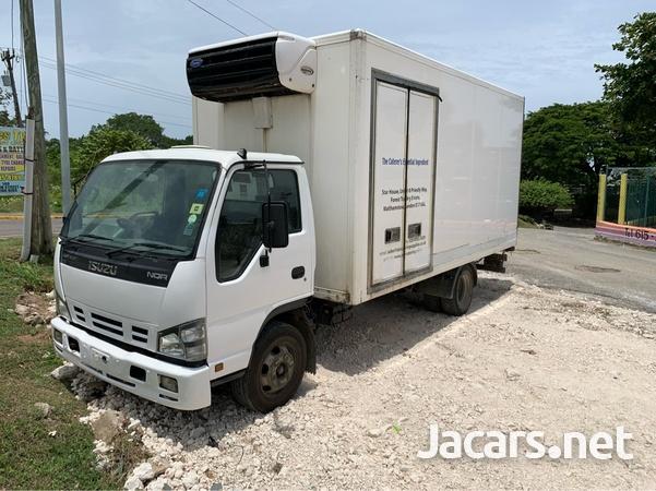 2008 Isuzu NQR Refridgeration Truck-1