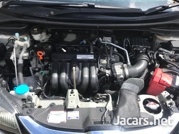 Honda Fit 1,5L 2016-4