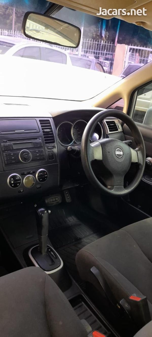 Nissan Tiida 1,5L 2007-10