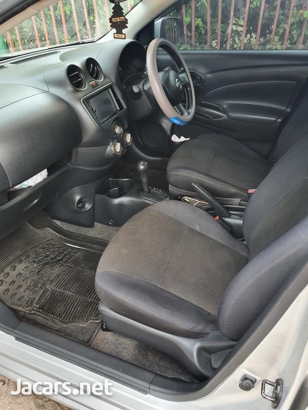 Nissan Latio 1,2L 2013-6