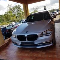 BMW 7-Series 3,0L 2014