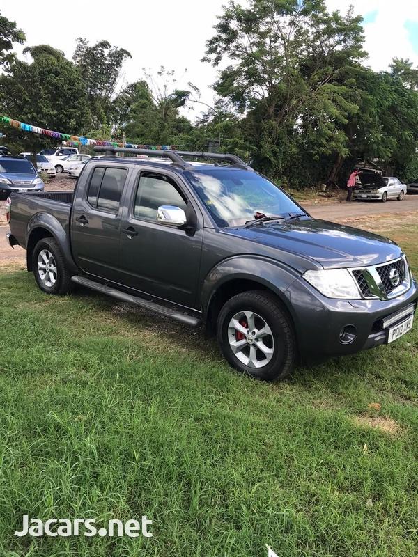 Nissan Navara 2,5L 2012-1