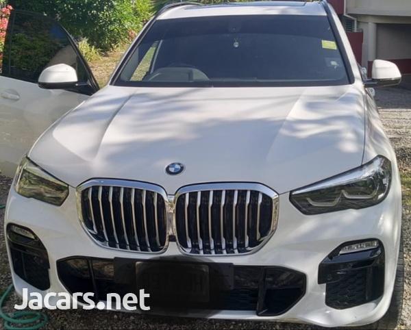 BMW X5 2,5L 2020-1