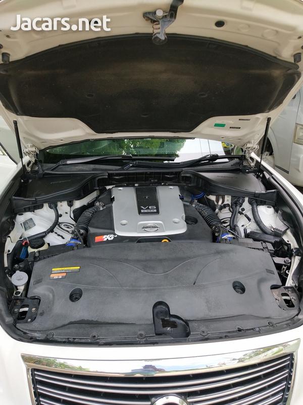 Nissan Fuga 3,7L 2011-14
