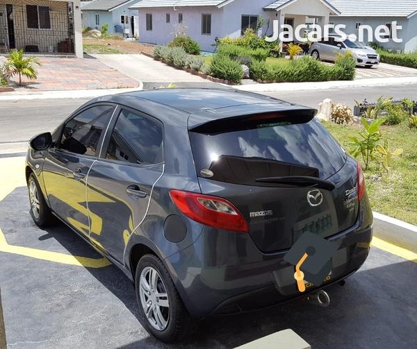 Mazda Demio 1,3L 2012-10