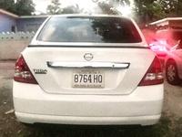 Nissan Tiida 3,6L 2012