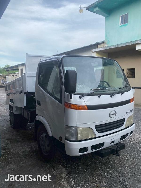 2002 Hino Dutro Tipper Truck-3