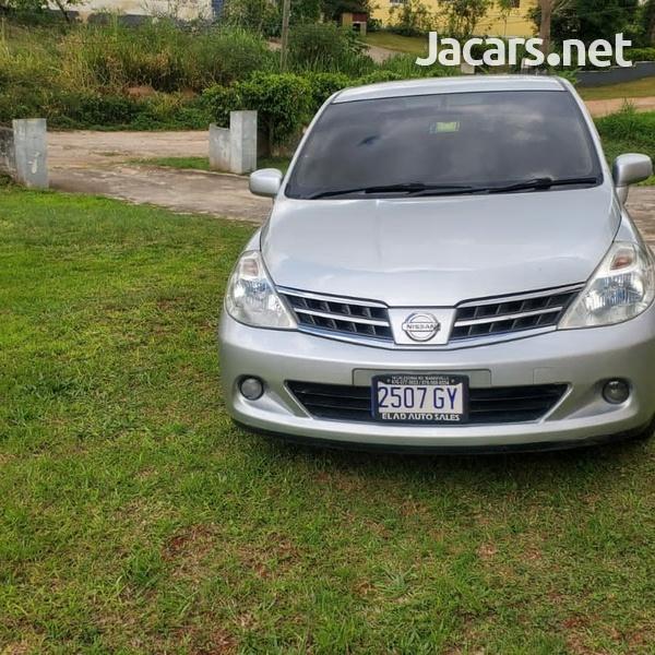 Nissan Tiida 1,4L 2012-1