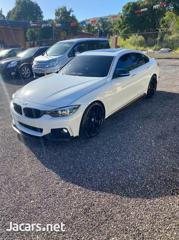 BMW 4-Series 2,0L 2019-16