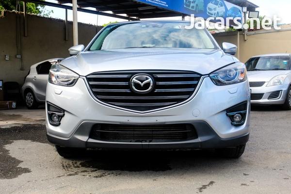 Mazda CX-5 2,0L 2016-1
