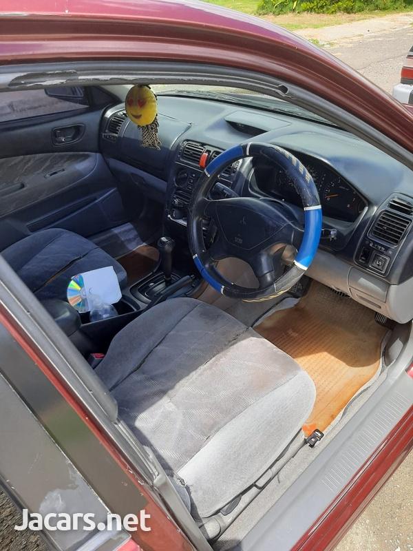 Mitsubishi Galant Fortis 0,5L 2004-2