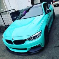 BMW 4-Series 3,5L 2015