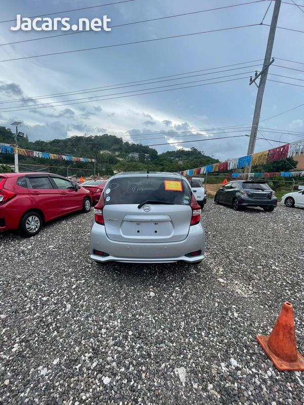 Nissan Note 1,3L 2017-11