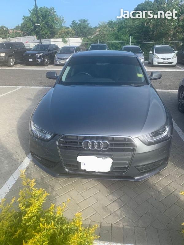 Audi A4 2,0L 2015-1
